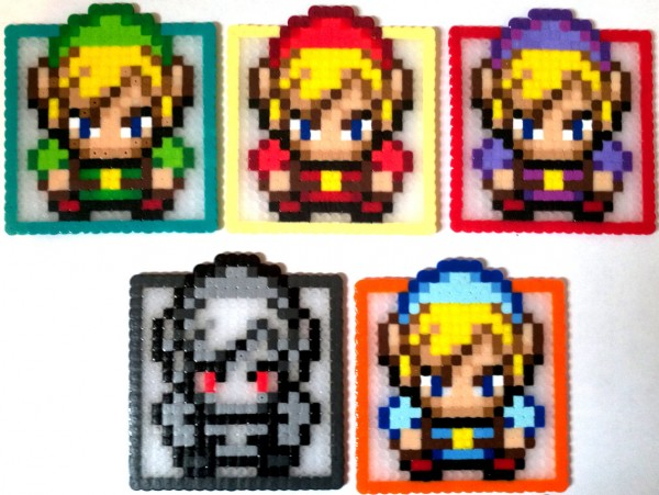 Final Fantasy Coasters