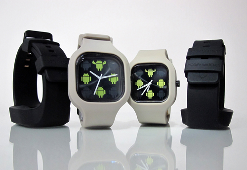 Modify Android Watch