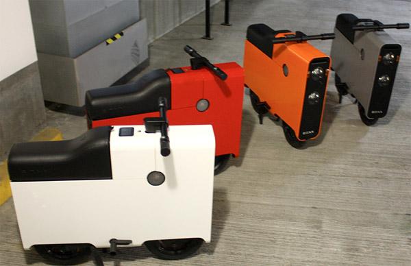 Series of Boxx bikes