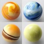 chocolate-planets