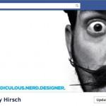 facebook Timeline design 1