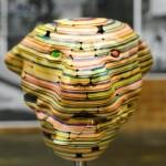 haroshi skateboard sculpture 2