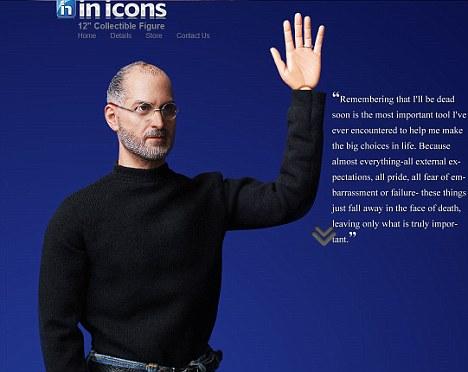 Steve Jobs model 1