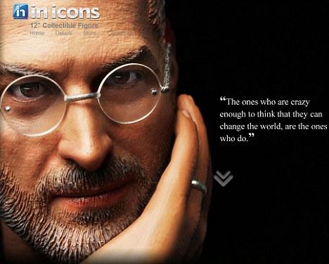 Steve Jobs model 3