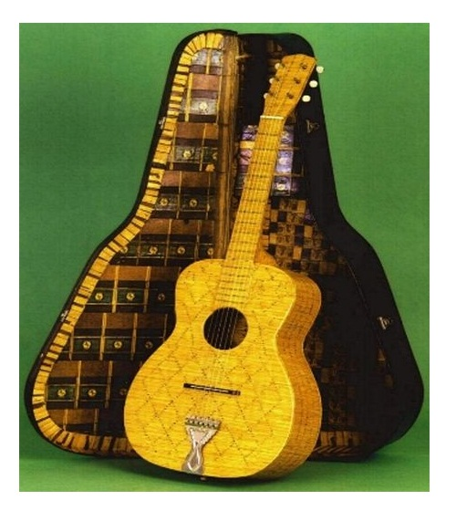 matchstick guitar