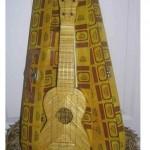 matchstick ukulele