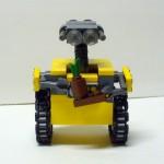 mini lego wall e 1