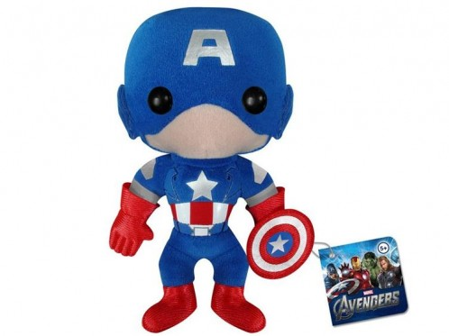 plush-captain-america