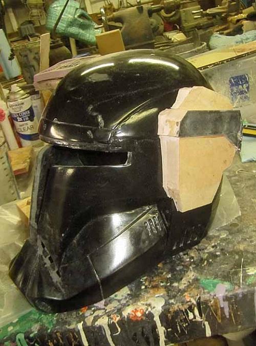 republic helmet diy