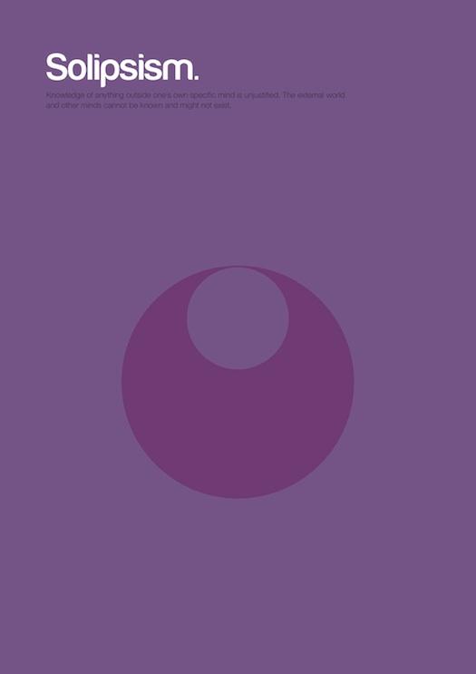 Solipsism graphic