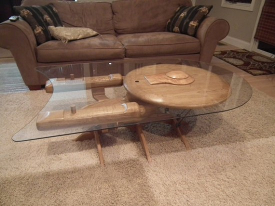 Star Trek Coffee Table