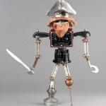 steampunk robot 2