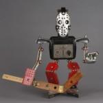 steampunk robot 8