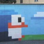 street animation 8-bit