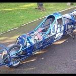 world speed record vehicle
