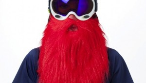 Beard Ski Mask Zeke