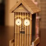 C-3PO Birdhouse