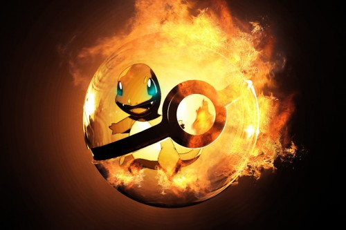 Charmander Pokeball