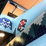 Coolest 8-Bit Subway Station in the World