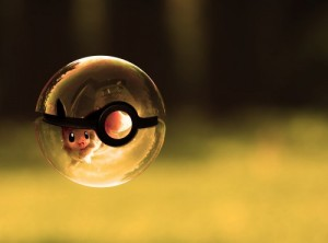 Eeevee Pokeball