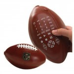 Excalibur Electronics 7-in-1 NFL Football Remote