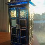 Glass TARDIS
