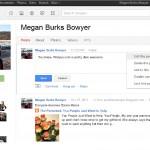 Google Plus Edit