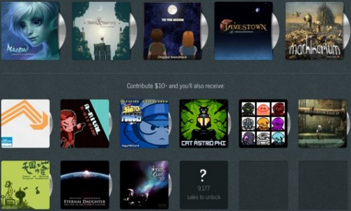 Indie Game Music Bundle Image