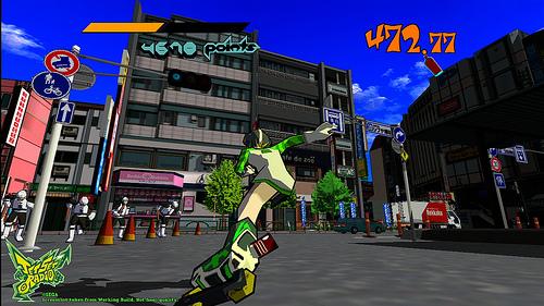 Jet Set Radio Digital Image 2
