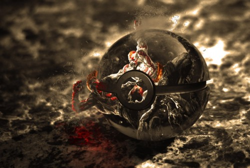 Kratos Pokeball