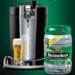 Krups and Heineken BeerTender B100