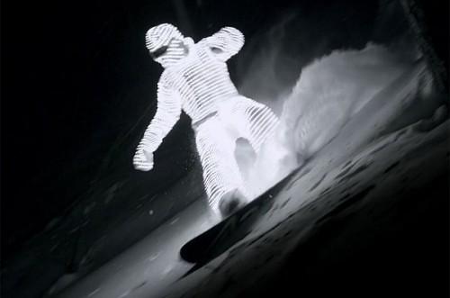 LED Surfer Image