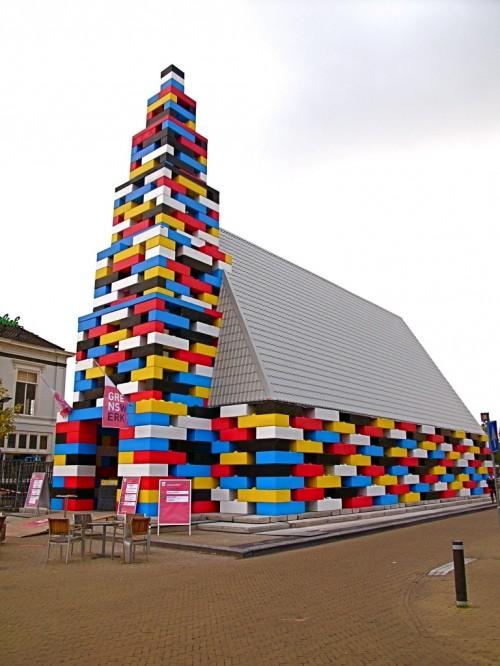 LEGO-church