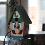 Luigi Birdhouse