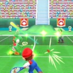 Mario Tennis Open 3DS Image