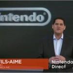 Nintendo Direct Reggie Image