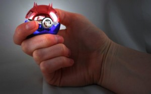 Optimus Prime Pokeball