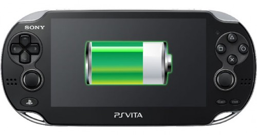 PlayStation Vita Battery Life Image