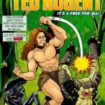 Predator Alien Ted Nugent