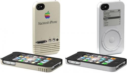 Schreer Delights Retro Apple Cases Image 2