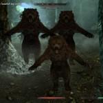 Skyrim Bears Spiders