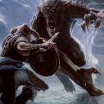 Skyrim Troll