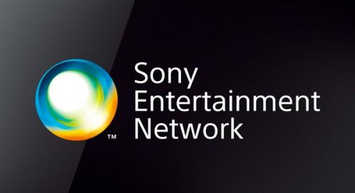 Sony Entertainment Network Logo