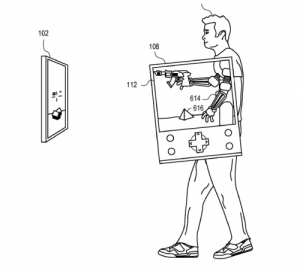 Sony Wii U Patent Image 2