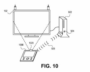 Sony Wii U Patent Image 5