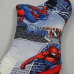 Spider-Man oven mitt