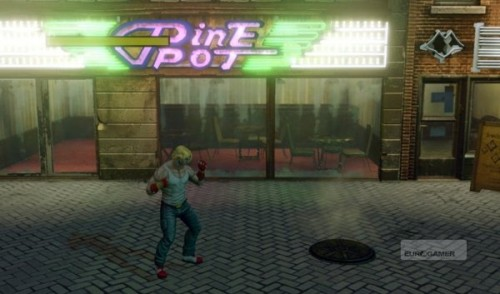 Streets of Rage remake Image 1
