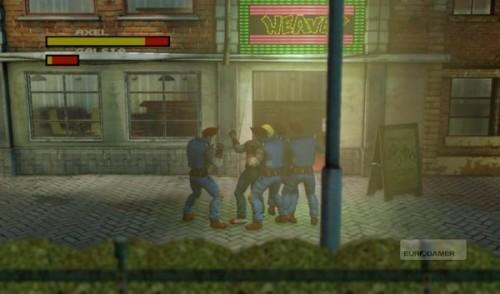 Streets of Rage remake Image 3