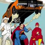 Superman Flash Dukes
