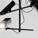 Surveillance Chandelier